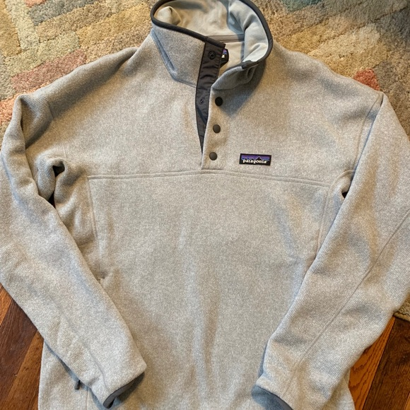 2948b20c7 Patagonia LW Better Sweater Marsupial Pullover